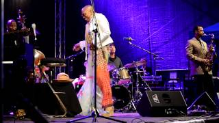 Dee Dee Bridgewater - The Music is the Magic (in Olomouc)