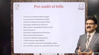 Audit of Bills in Miscellaneous Section