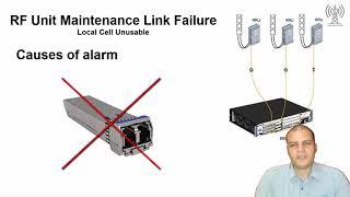 Huawei RF Unit Maintenace Link failuer