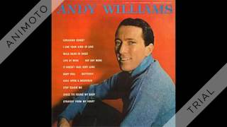 ANDY WILLIAMS andy williams Side Two