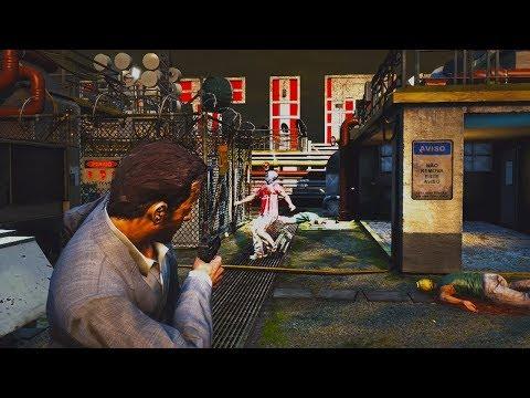 Max Payne 3: Run & Gun Combat Gameplay – Epic Moments – Vol.1 [PC RTX 2080]