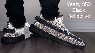 adidas yeezy boost 350 v2 static black reflective release - TH-Clip