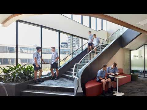 Christian Brothers College Centre of Innovation and Learning, Adelaide, SA