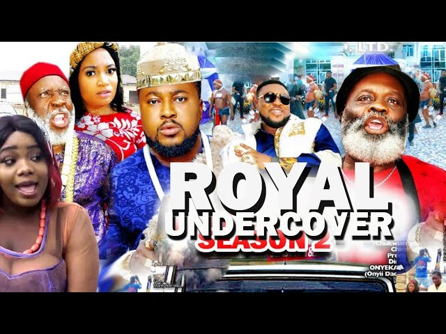 Royal Undercover (2021) Part 2