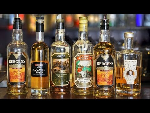 Viking Oceans: Aquavit - A Taste of Norway