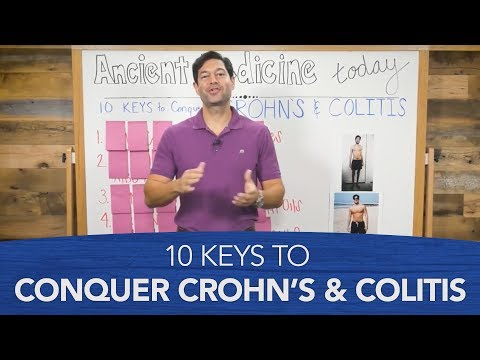 Video 10 Keys to Conquer Crohn's & Colitis