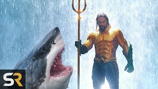 Here's Why Aquaman Is More Powerful Than You Think
