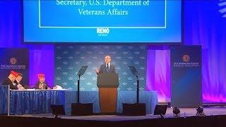 Veterans Sec. David Shulkin speech at  National Convention of the American Legion in Reno, Nev.
