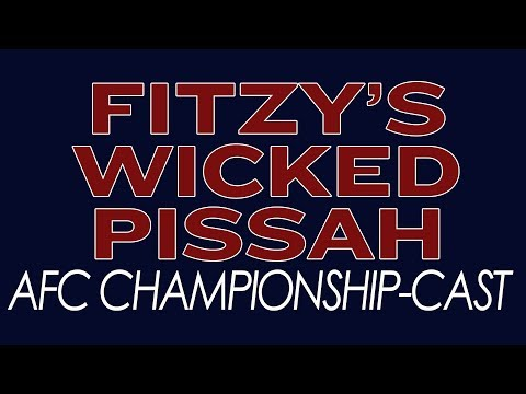 Fitzy's Wicked Pissah AFC Championship-Cast 2018