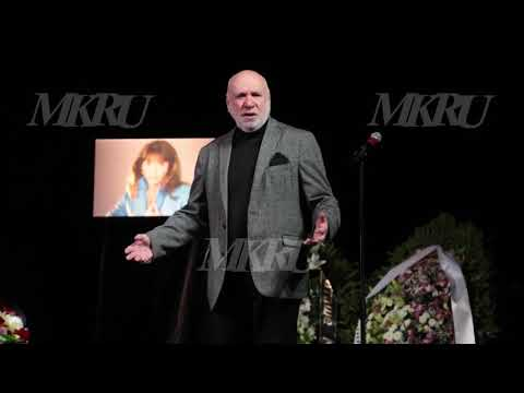 Коллеги попрощались с артисткой Натальей Корчагиной: Оберегала всех видео