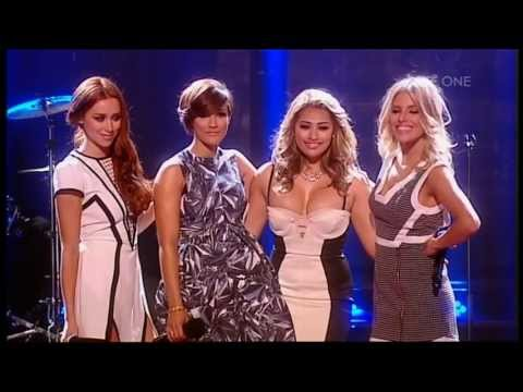 The Saturdays - What About Us | The Voice of Ireland
