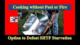 Solar Cooker -The All American Sun Oven - Easy How To [2018]