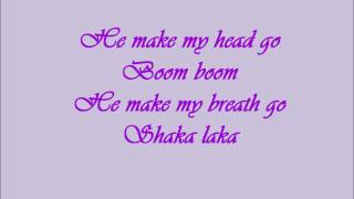 Anjulie - Boom Lyrics