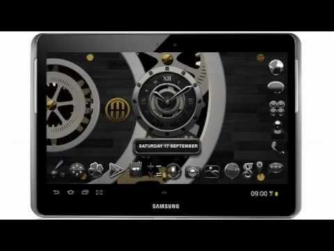 Video of Clockwork LWP HD Ebony