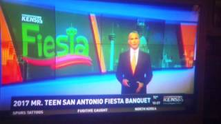 Miss Bexar County Amazing Princess on Kens 5