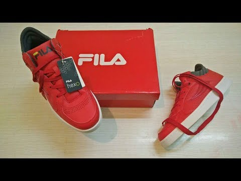 FILA Men Red Broden Sneakers – Review