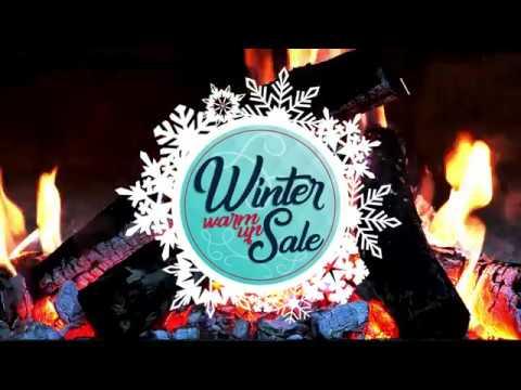 Winter Warm Up Sale