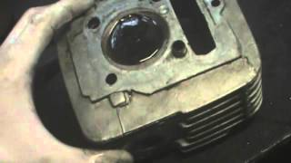 How to diagnosis and rebuild a Honda XR 100