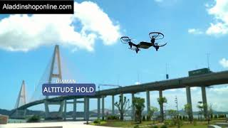 H44WH 3D flip Altitude hold RC Selfie 720P Wifi FPV Drone HD Camera Headless mode RC Quadcopter