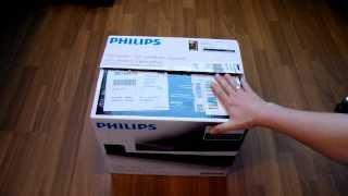 Philips HLT2160/12 Unboxing [HD] Deutsch Soundbar 2.1