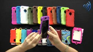 Apple IPhone 4/4S Rocket Covers