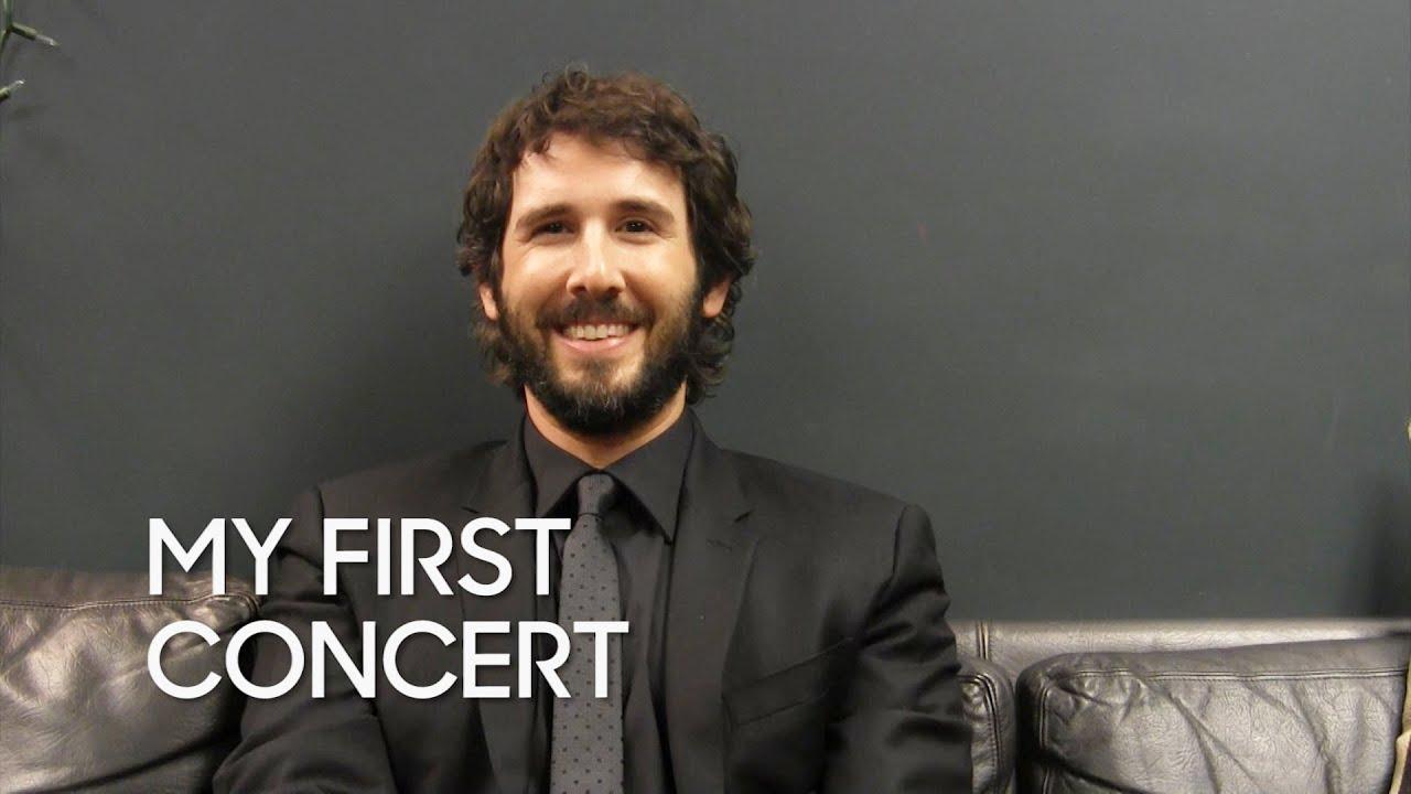 My First Concert: Josh Groban thumbnail