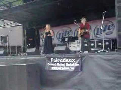 Pairadeux at the Peoples Fair/Denver CO USA