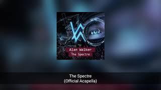 Alan Walker_ The Spectre _(Official Acapella)