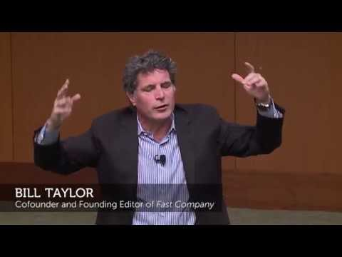 Fast Company's Bill Taylor: What Can Health Care Innovators Learn from Cirque Du Soleil?