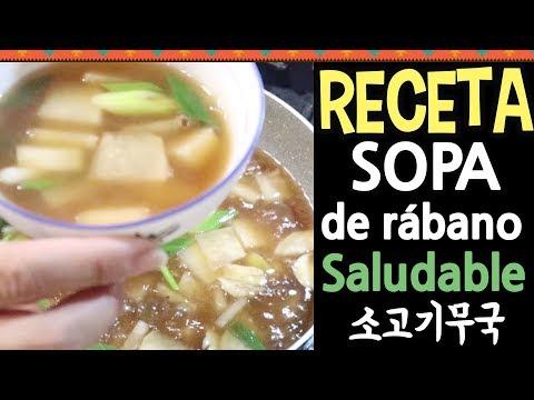 Comida asiatica saludable receta estilo coreano, Comida coreana,Mukuk, comida asiatica para desayuno