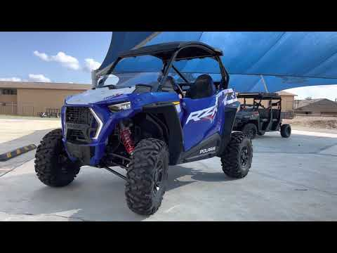2021 Polaris RZR Trail S 1000 Premium in Marshall, Texas - Video 1