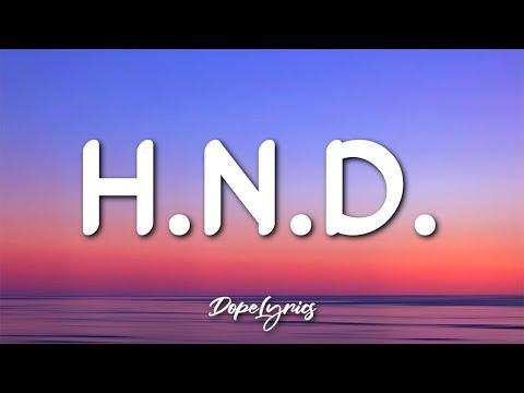 SunnahTheSage - H.N.D. (Lyrics) 🎵