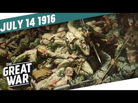 Jatka na Sommě - Velká válka