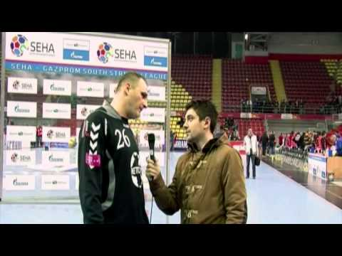 Metalurg - Vardar Post-match Interview
