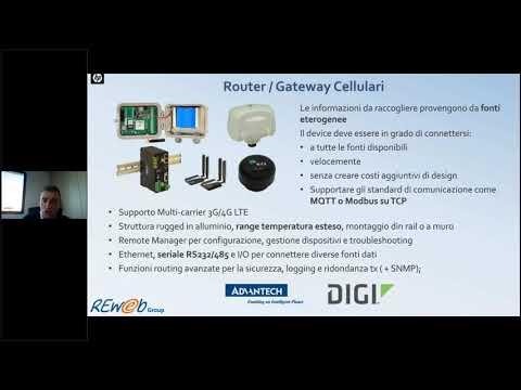 Industria 4.0, Mobilità elettrica, Telecontrollo