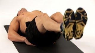 How to Do a Leg Raise | Ab Workout