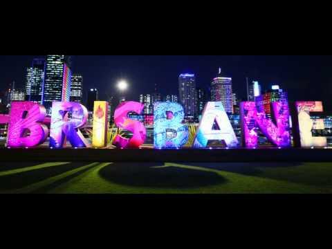 Australia, Attractions Of Brisbane / Австралия, Достопримечательности Брисбена