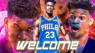 Jimmy Butler - Welcome to Philly - 2018-19 Wolves Highlights