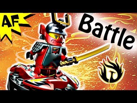 Vidéo LEGO Ninjago 9564 : Snappa