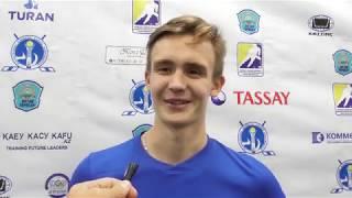Никита Назаренко: «Все бились, старались, но чуть-чуть не хватило»