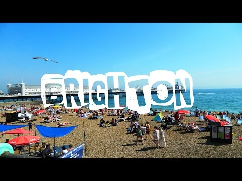 Top 10 things to do in Brighton, UK. Vis