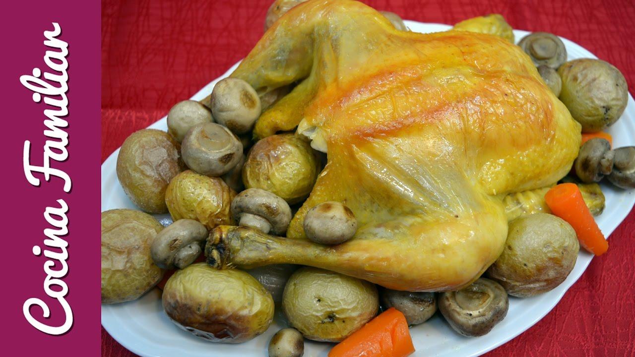 Pollo asado en una bolsa  | Javier Romero Cap. 15 - Temporada 2