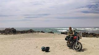 На мотоцикле в Южную Америку. Серия восьмая.