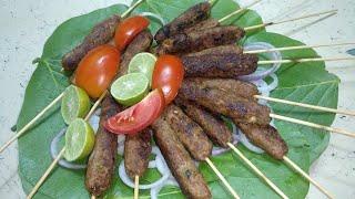Mutton Seekh Kabab Tawe Par
