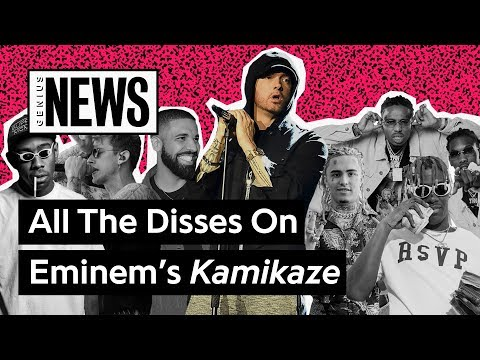 All The Disses On Eminem's 'Kamikaze' | Genius News - Genius