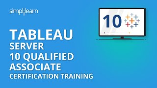 Tableau Server 10 Qualified Associate