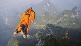 Final flight of wingsuit diver Victor Kovats caught on camera