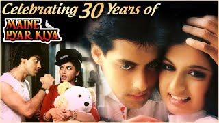 BEST Scenes Of Maine Pyar Kiya | Celebrating 30th Anniversary Of MPK | Salman Khan, Bhagyashree