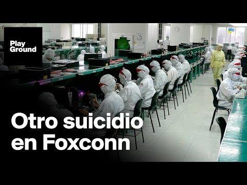 Un nuevo suicidio en Foxconn: el verdadero precio de los iPhone.