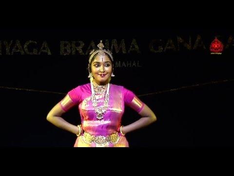 Chapu Malika Alarippu by Bhairavi Venkatesan - Sridevi Nrithyalaya - Bharathanatyam Dance